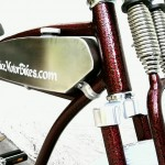 Bicycle Forks & Other Related Parts