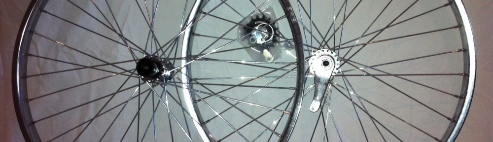 26 steel heavy duty wheel set for Motorized bicycle repair shop