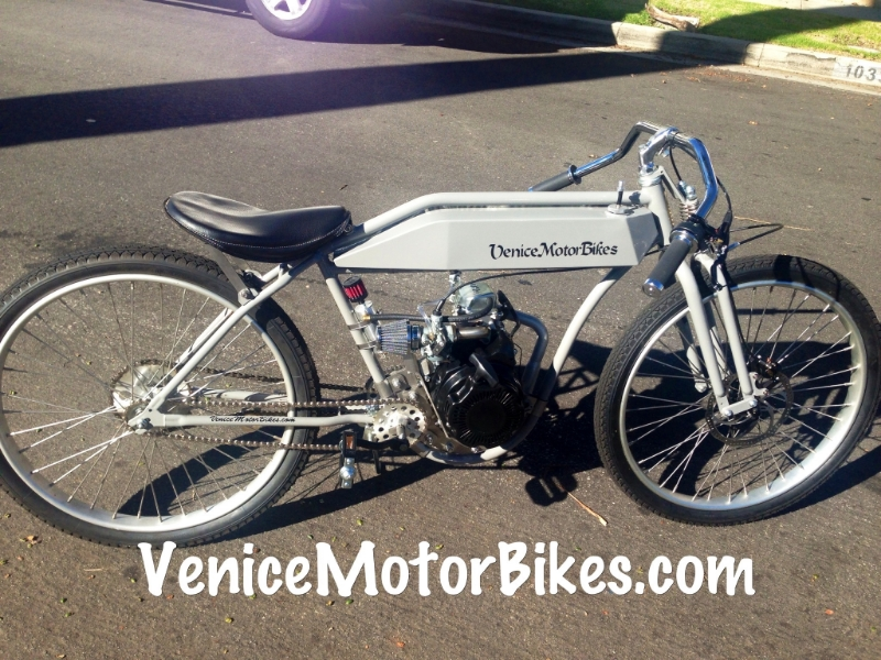 Custom Motorized Bicycles, Sales, Repair, Parts, Bicycle Engine Kits ...