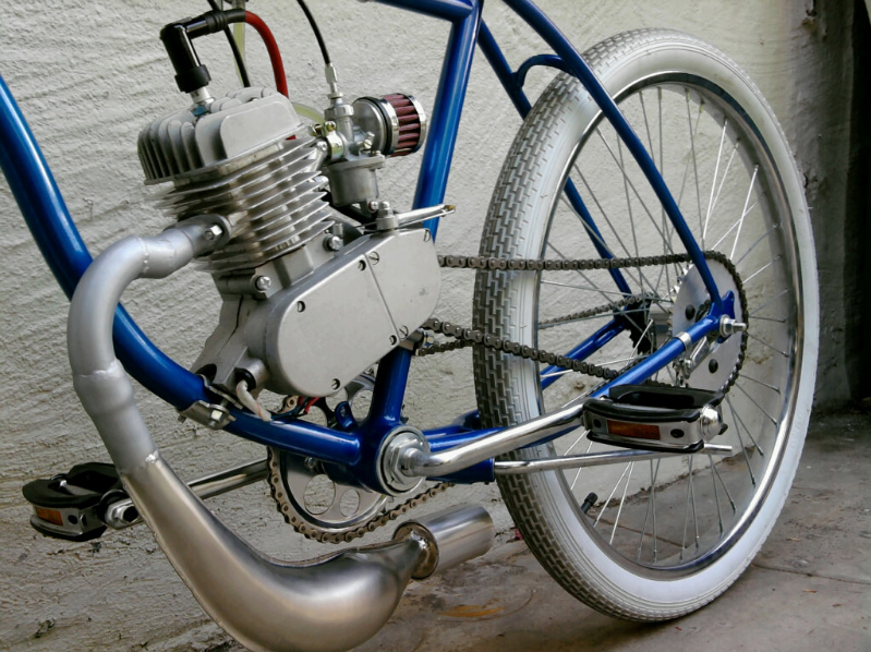 Motorized Bike Parts Bicycling And The Best Bike Ideas